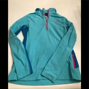 North Face Women's Fleece Hoodie